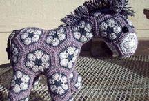 Crochet Wannado's