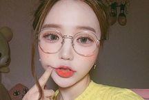 Korean tumblr makeup