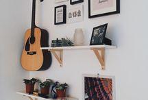 Gitar hjørne