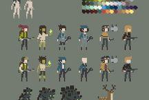 pixel-game stuff