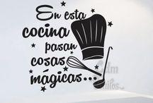 Frases cocina