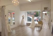 New Look of Janine Adamyk Bridal Shop / Sept /13