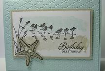 Cards - Birthday & Celebrations / Birthday cards and celebrations / by Sandy Kisamore
