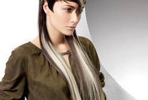 Hair Long/ Woman