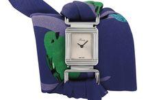 Poiray X Inès de parcevaux / Poiray et Inès de Parcevaux inventent une nouvelle façon de porter sa montre
