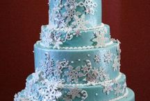 FAKE WEDDING CAKES/DUMMY WEDDING CAKES / A fake cake is a cake made of styrofoam and decorated with either Royal Icing or Fondant .We offer a variety of styles to choose from and will also design custom orders. Silk, real, or fondant flowers can be used on all foam cakes. If your guest list is small but you want the look of a towering Wedding cake , then we can design you a wedding cake with a couple of tiers of actual cake & 2 or three tiers of Dummy cake. www.frescofoods.co.nz Email: fresco@woosh.co.nz