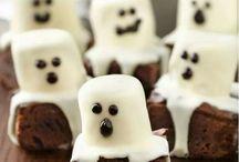 Halloween eat