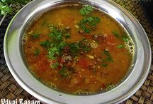 Rasam / Different varieties of rasam