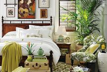 A Bedroom with a breeze