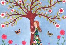 little miss environmentalist  / by Kim Brewer Hood
