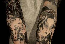 Tattoos / by Thomascita Garcia