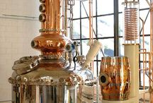 copper distilleries