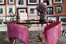Rose & Purple / Products, interiors and everything about design in the shade of rose and purple