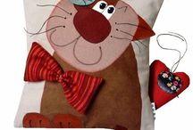 Подушки - игрушки