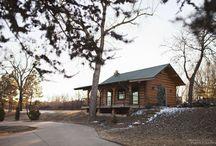 Winter Wedding at Five Oaks Lodge