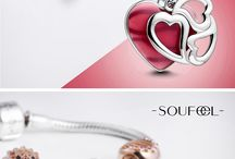 Soufeel / Beautiful charms and more! Earn commissions on referred sales from your site or blog. Join today at ShareASale!