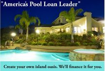 Swimming Pool Loans | MyPoolLoan / AMS Financial is America's most trusted national pool loan company. They know everything there is to know about swimming pool loans and home improvement loans because they got their start in this particular sphere of loan and financing. They have over 75 years of hands-on pool loan experience and have served over 100,000 customers since 2004. AMS Financial has the trust of over 25,000 contractors for helping their clients with their financing needs.