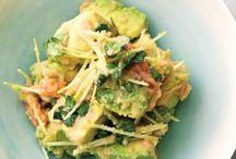 野菜【あぼかど】メインレシピ