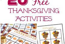 Thanksgiving - Hálaadás