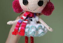 hračky háčkované / hand made, crochet, toy, baby, DIY