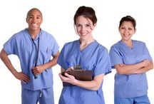 """The character of a nurse is as important as the knowledge she possesses."" / by Katie Mullendore"