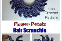 Crochet Flowers / Free Crochet Patterns of flowers of all kinds.