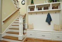 Ideas for the home / by Cori Pyne