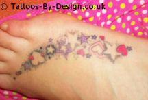 Tattoos / by Casey Becht