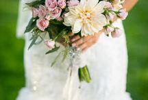 Букет невесты-летний