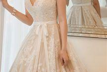Bryllup, sommer, romantisk og rosa