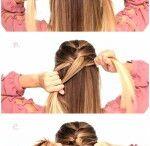 hair styles and ideas