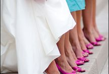 A splash of Turquoise & Pink!