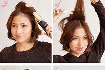 Nova hair / Älska nya, korta frisyrer!