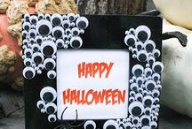 Halloween Fun / A collection of arts, crafts and activities to make Halloween fun and exciting for young children.