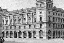 Palais Eschenbach / Das Palais Eschenbach beschloss in den 1860er Jahren ein eigenes Vereinshaus nach den Plänen von Architekt Otto Thienemann im Stile des palladianischen Klassizismus erbauen zu lassen. 1872 eröffnete Kaiser Franz Josef I. feierlich das Palais, das nahe der prachtvollen Ringstrasse liegt.