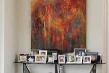 Artful Living / Art has the ability to not only transform the personality of your home, but it can also bring a greater sense of tranquility and comfort to the beholder.