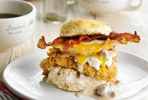 Lets Do Brunch! #Recipes /  Brunch Ideas including breakfasts, baked goods and drinks