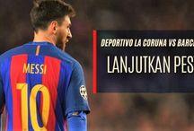 Prediksi Deportivo La Coruna vs Barcelona
