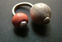 raku ceramic ring
