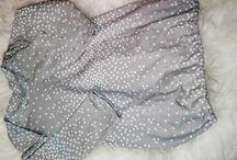 dm Stillschal upcycling Babykleid