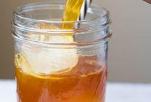 Buzlu Çay / Tarçın zerdeçal buzlu çay