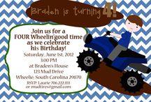 four wheeler party