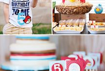 Riley's 4th birthday  / by Lacy Parnell