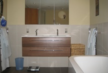 Bathroom Ideas / Some snaps of completed bathroom projects...And a few cad designs.