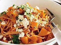 AH recepten - pasta