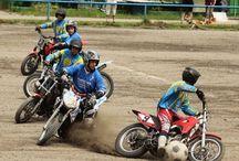Motoball Wedstrijden / Foto's genomen tijdens Motoball wedstrijden.