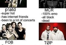 "Reasons To Live / Because Their More Than ""Just Some Bands"""