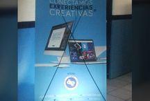 """Conferencia: """"Creatividad e innovación en la era digital y agencias de publicidad"""" / Conferencia: """"Creatividad e innovación en la era digital y agencias de publicidad"""" en el Centro de Estudios Tecnológicos y Universitarios."""