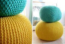crochet pillows n blankets n afghans n throws! / wow....all for ur home