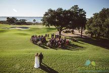 River Course on Kiawah Island Weddings